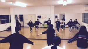 福岡ダンススクールリアン全体