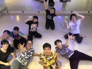 福岡ダンススクールリアンK-POP