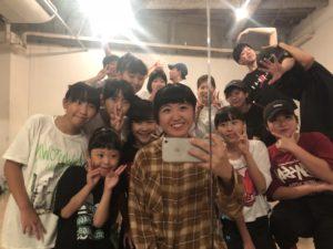 福岡ダンススクールリアンはアットホーム