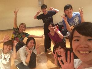 福岡市内ダンススクールリアン