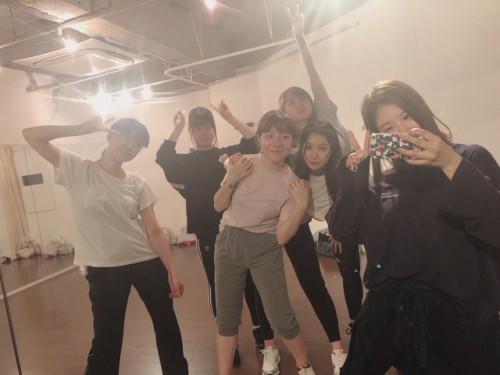 アイドルダンスもダンス初心者限定です!!