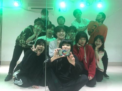 TWIC〇妹K-POPグループのダンスしました♪