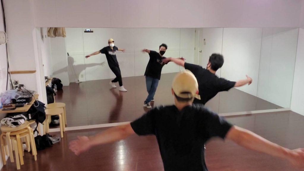 小人数で安心してダンスがはじめられるスクール
