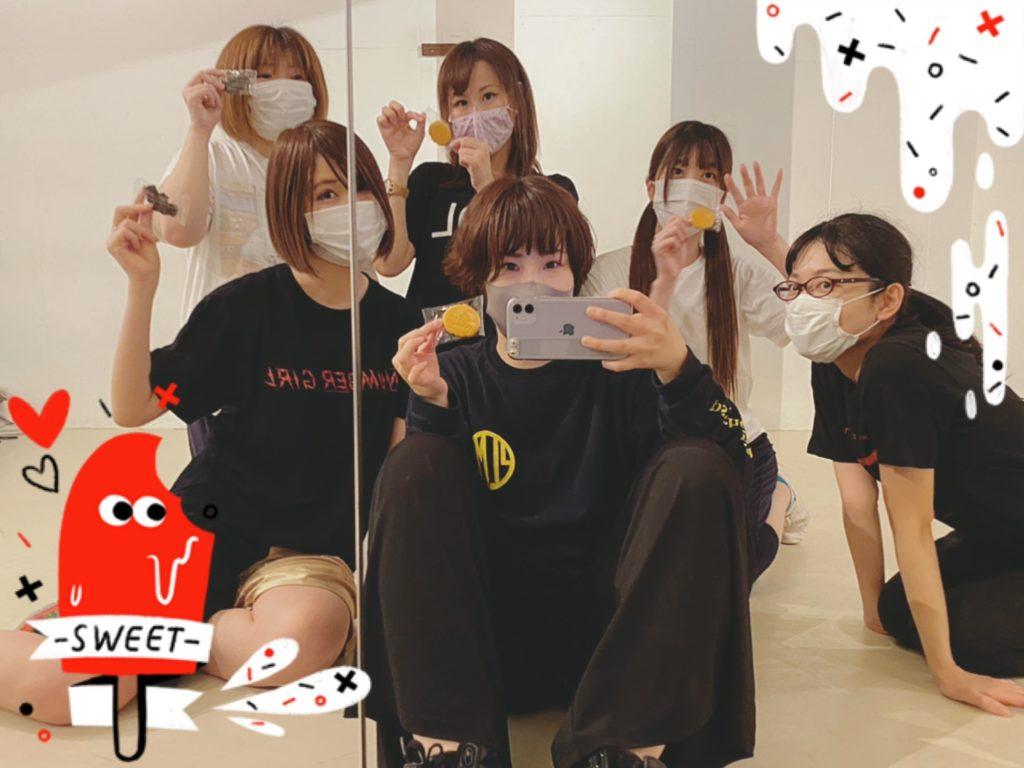 アイドル好きのお友達ができるアイドルダンスクラス