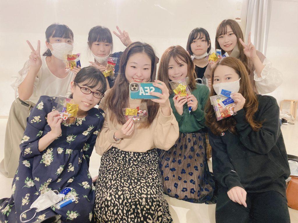 博多のアイドルHKT48でダンスレッスン