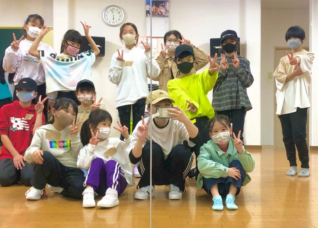 【キッズダンス】BTSのアンパンマンでダンス