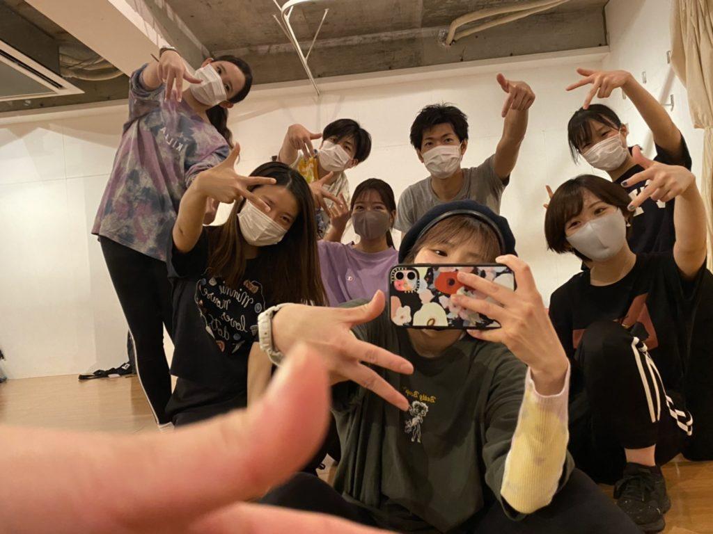 【少人数ダンススクール】写真を撮って・・・