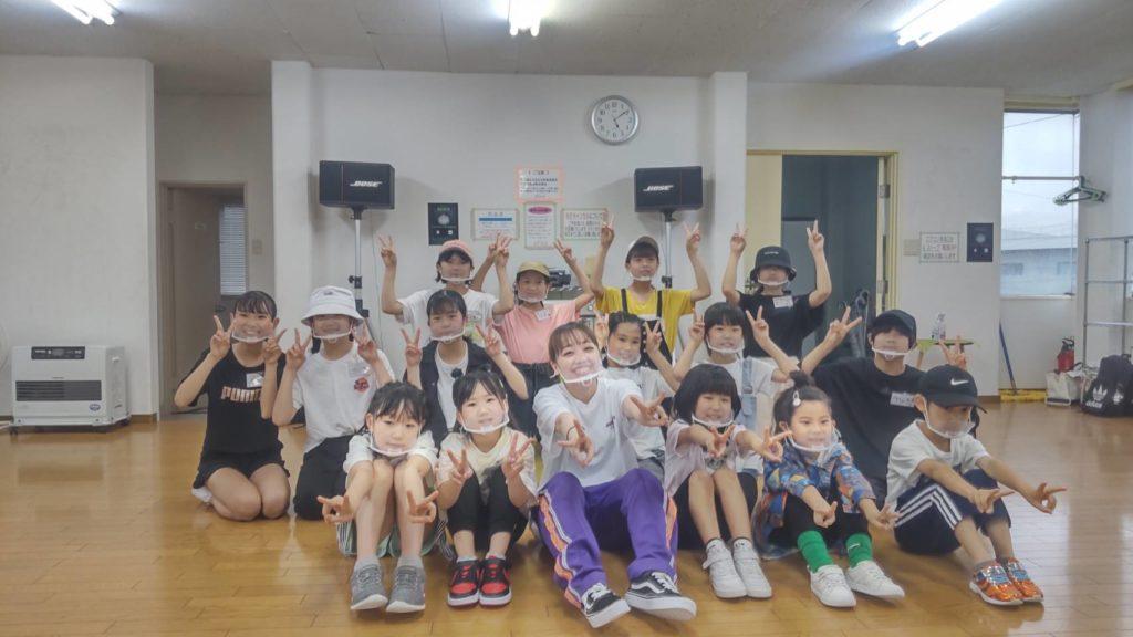 小学生がK-POPを習える小倉ダンススクールなら!