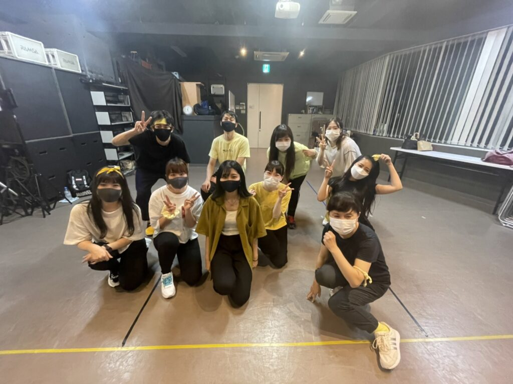 K-POPダンスクラスはとっても仲良しです♫